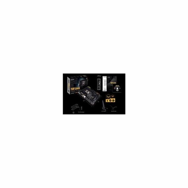 ASUS TUF GAMING Z490-PLUS WIFI