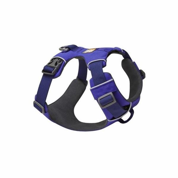 Postroj pro psy Ruffwear Front Range-huckleberry-blue-M