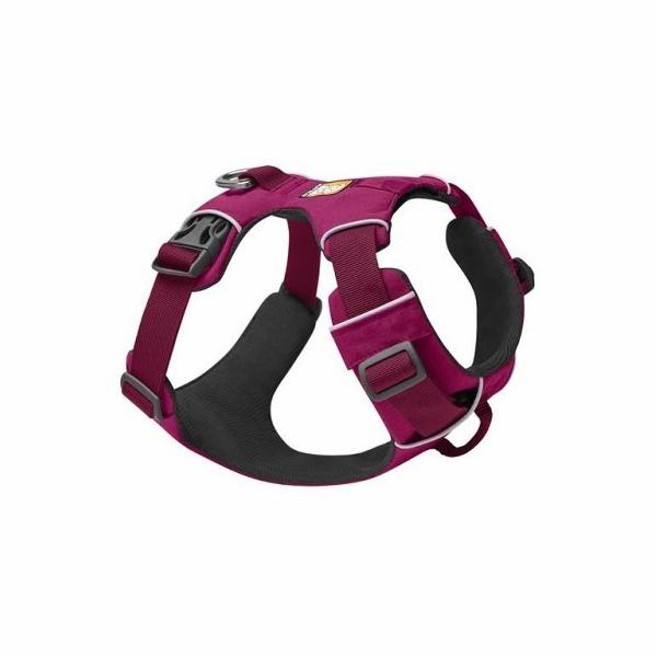 Postroj pro psy Ruffwear Front Range-hibiscus-pink-S