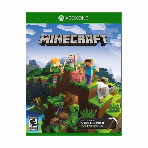 HRA XONE Minecraft Starter Collection