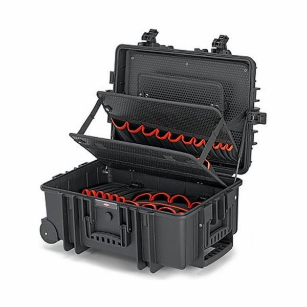 KNIPEX Kufr na nářadí Robust45 Elektro