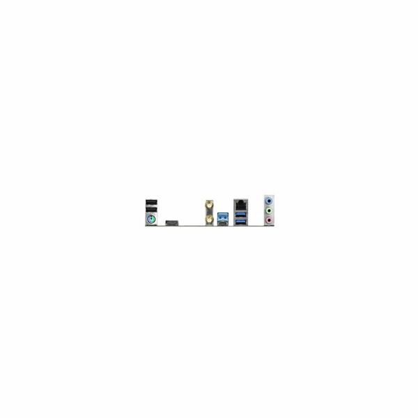 ASRock MB Sc LGA1200 Z490 PHANTOM GAMING 4/AC, Intel Z490, 4xDDR4, VGA, WI-FI