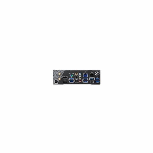 ASRock MB Sc LGA1200 Z490 TAICHI, Intel Z490, 4xDDR4, VGA, WI-FI