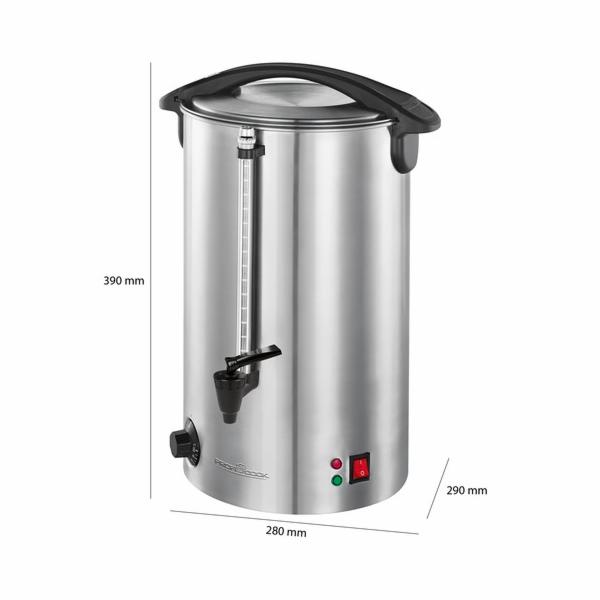 PC-HGA 1196 Automat na horké nápoje