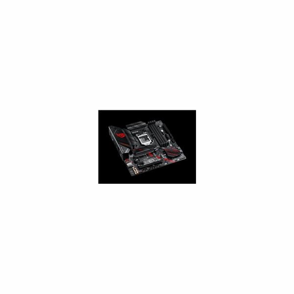 ASUS MB Sc LGA1200 ROG STRIX B460-G GAMING, Intel B460, 4xDDR4, VGA, mATX
