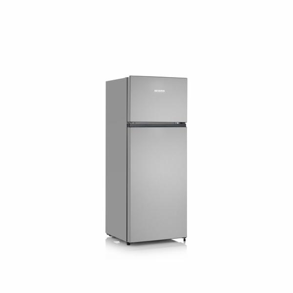 DT 8761 Kombin. lednice, 205 l, stříbrná