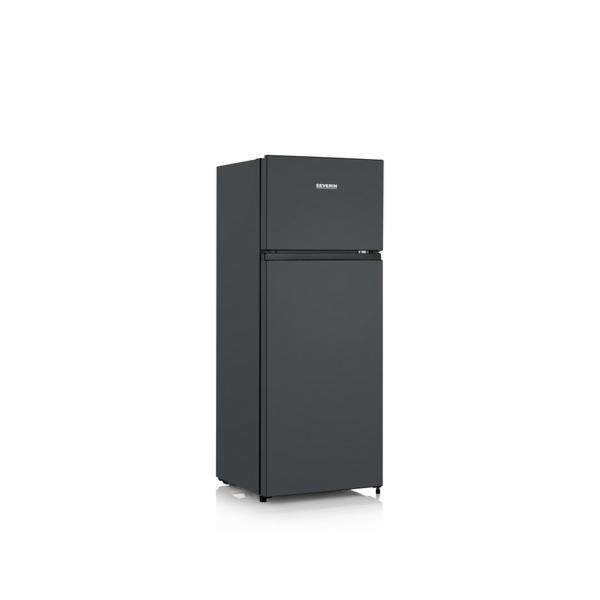 DT 8762 Kombin. lednice, 205 l, černá