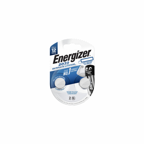 CR2032 FSB2 performance ENERGIZER