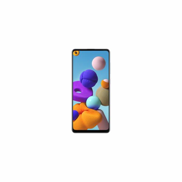SM A217 Galaxy A21s 32GB White SAMSUNG