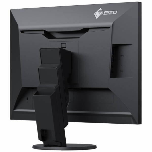 "EIZO MT IPS LCD LED 24"" EV2457-BK T=5ms, 1920x1200, 178°/178°,1000:1, 350cd,DVI-D,DSUB,DP,HDMI,2xUSB,audio,BK,ramcek 1mm"