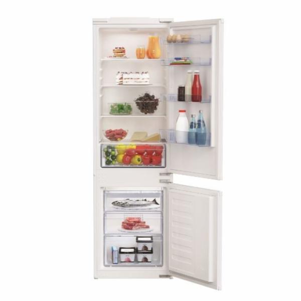 Beko BCNA275K3SN vestavná kombinovaná chladnička