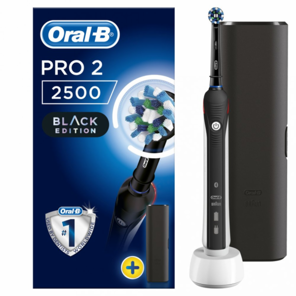 Oral-B Pro 2 2500 black edition