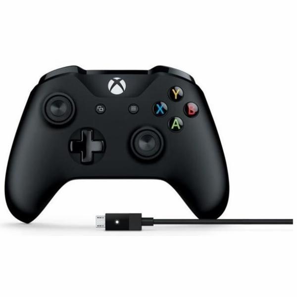 Microsoft Xbox One ovladac + kabel