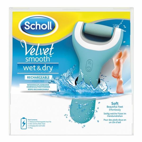 SCHOLL VS WET&DRY