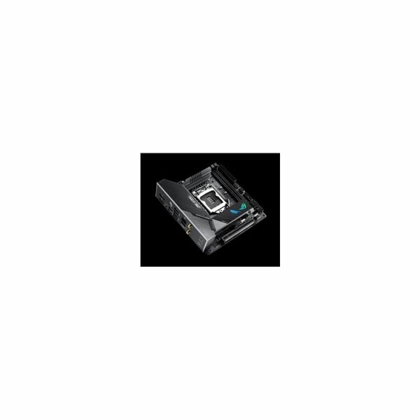 ASUS MB Sc LGA1200 ROG STRIX Z490-I GAMING, Intel Z490, 2xDDR4, 1xDP, 1xHDMI, WI-FI, mini-ITX
