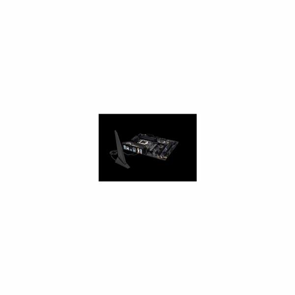 ASUS MB Sc LGA1200 TUF GAMING B460-PRO (WI-FI), intel B460, 4xDDR4, VGA, WI-FI