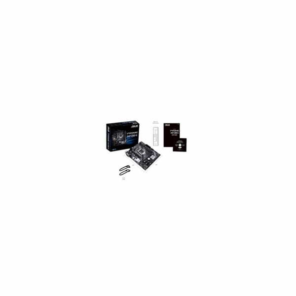 ASUS MB Sc LGA1200 PRIME H410M-K, Intel H410, 2xDDR4, VGA, mATX