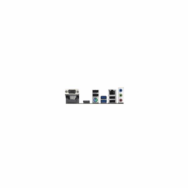 ASRock MB Sc LGA1200 H410M-HVS, Intel H410, 2xDDR4, VGA, mATX