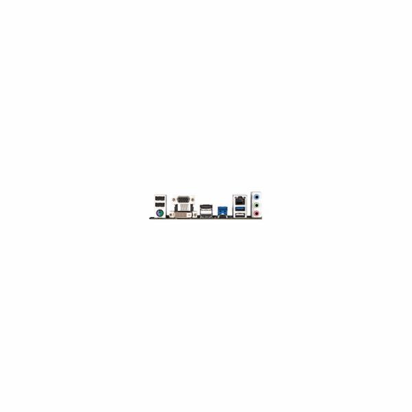 GIGABYTE MB Sc LGA1200 H470M DS3H, Intel H470, 4xDDR4, VGA, mATX