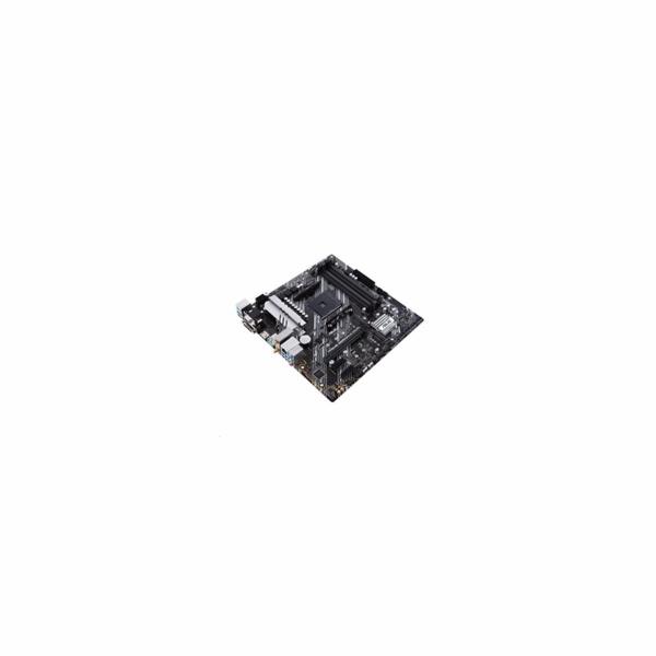 ASUS MB Sc AM4 PRIME B550M-A (WI-FI), AMD B550, 4xDDR4, 1xHDMI, 1xDVI, 1xVGA, WI-FI, mATX