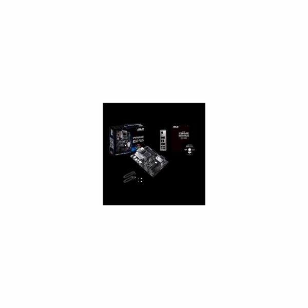 ASUS MB Sc AM4 PRIME B550-PLUS, AMD B550, 4xDDR4, 1xDP, 1xHDMI