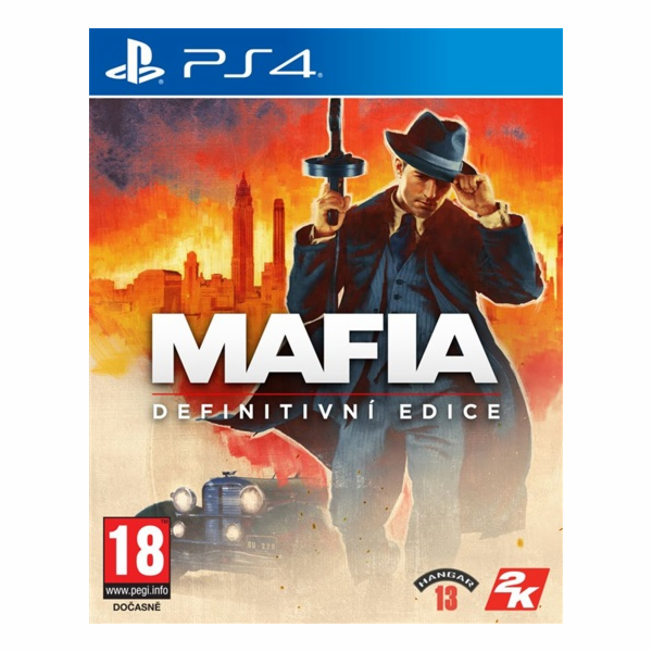 HRA PS4 Mafia I Definitive Edition