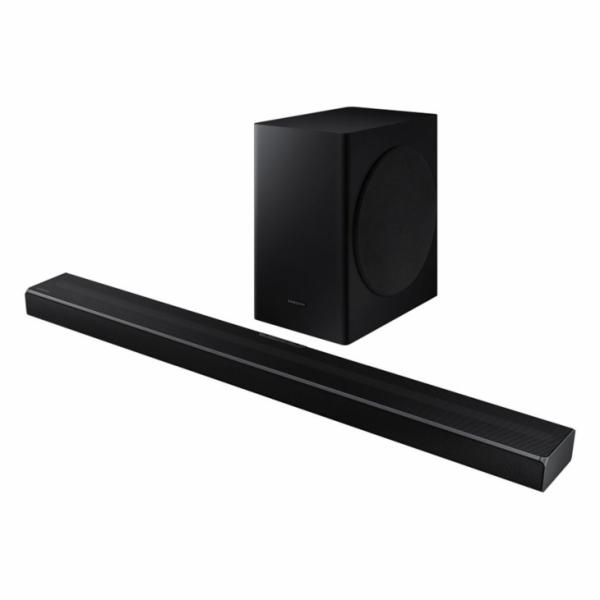 Samsung HW-Q60T soundbar speaker Black 5.1 channels 360 W