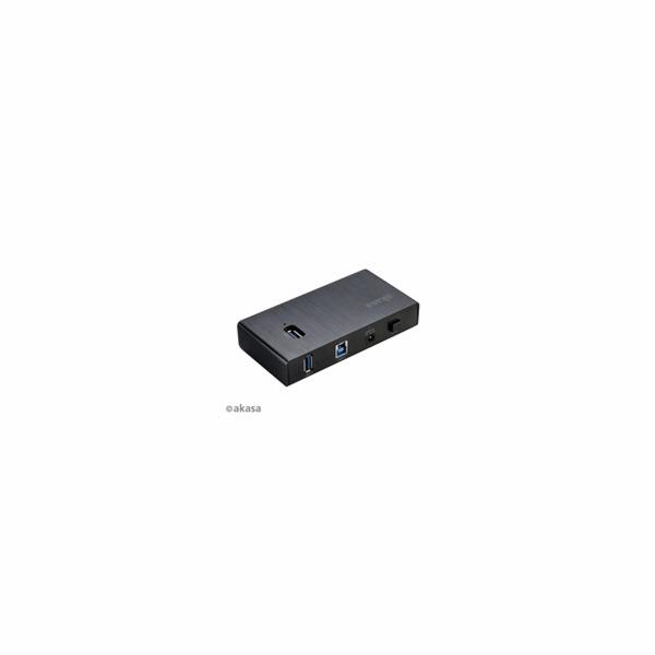 AKASA USB hub 3.0 7x 2xfast Elite 7EX