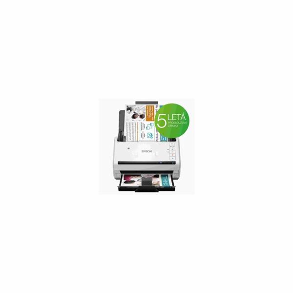 WorkForce DS-570W, Scanner