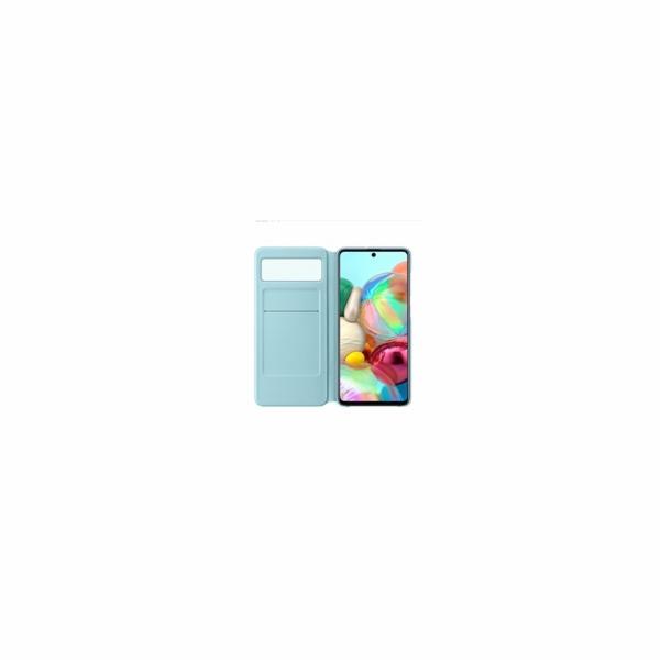 Samsung pouzdro S-View EF-EA715PBE pro Galaxy A71, černá