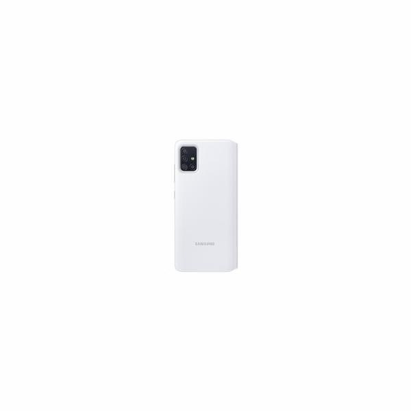 Pouzdro Samsung Flipové S View Galaxy A51 White