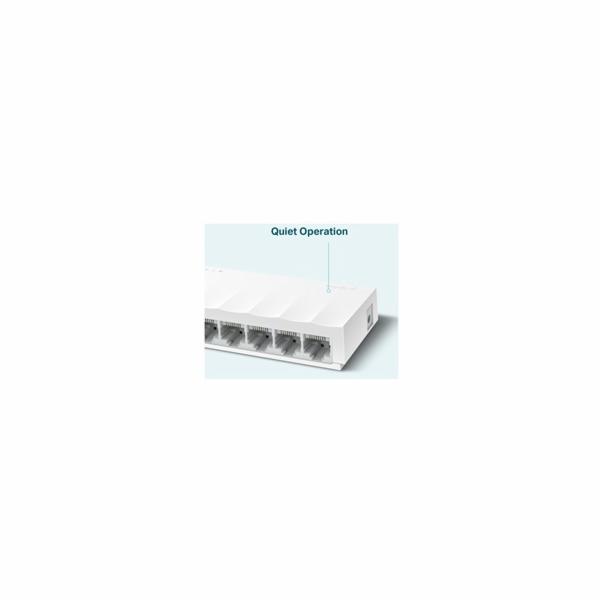TP-Link 8-Portový stolní switch 10/100Mb/s