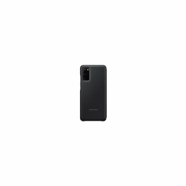 Samsung pouzdro LED S-View EF-NG980PBE pro Galaxy S20, černá