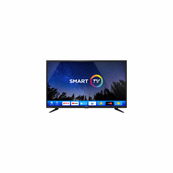 SLE 43US601TCS UHD SMART TV SENCOR