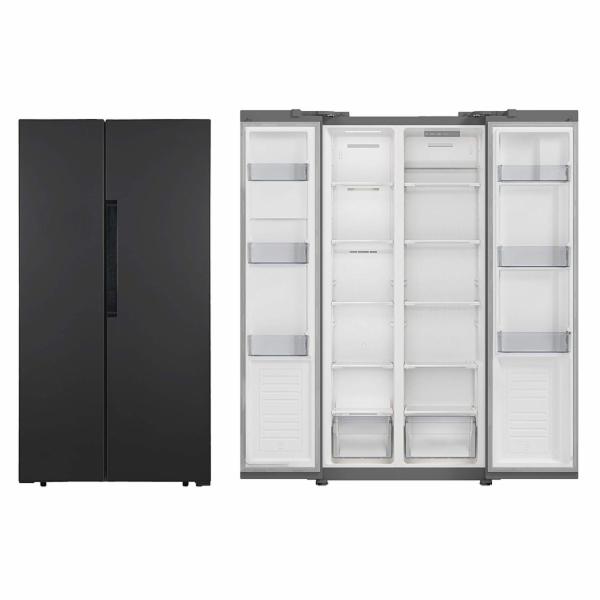 Kombinace lednice a mrazničky PKM SBS 440.4A + NF B
