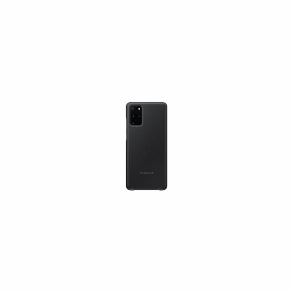Pouzdro Samsung S20+ flipové Clear View, Black
