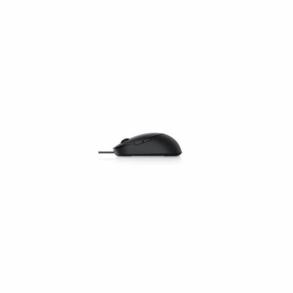 Dell laserová drátová myš MS3220 černá