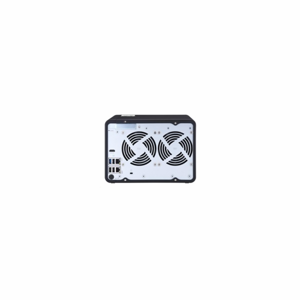 QNAP TS-653D-4G (2,7GHz /4GB RAM /6x SATA /1xHDMI 4K /1xPCIe /2x2,5GbE /3xUSB 2.0 /2xUSB 3.2)