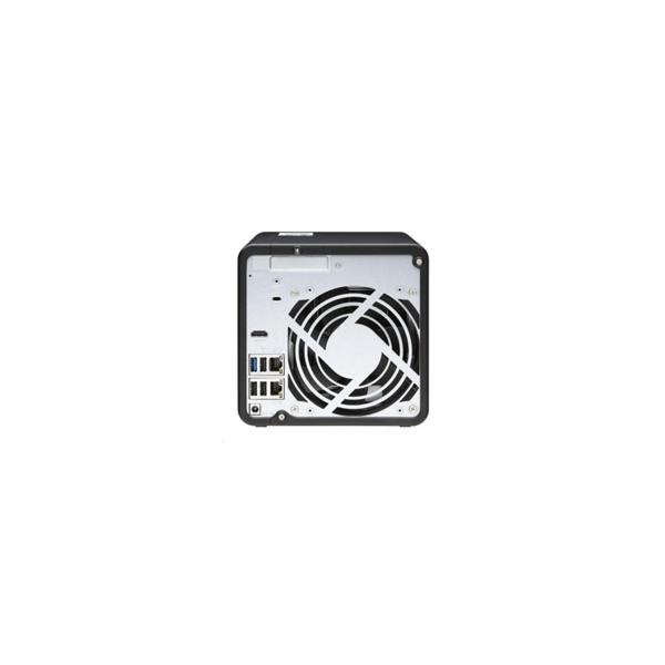 QNAP TS-453D-8G (4C/Celeron J4125/2,0-2,7GHz/8GBRAM/4xSATA/2x2,5GbE/3xUSB2.0/2xUSB3.2/1xPCIe/1xHDMI)