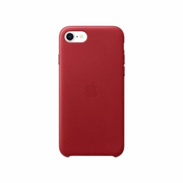 Apple iPhone SE Leather obal (PRODUCT)Red