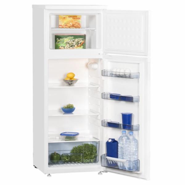 Exquisit KGC 270/45-5 A++ kombinovaná chladnička