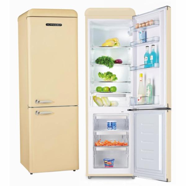 Schneider chladnička s mrazničkou K. SCB 250V2 CR