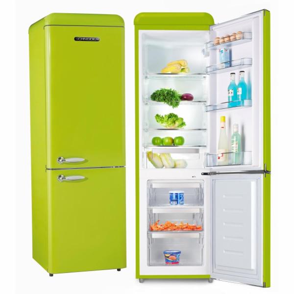 Schneider chladnička s mrazničkou K. SCB 250V2 LG