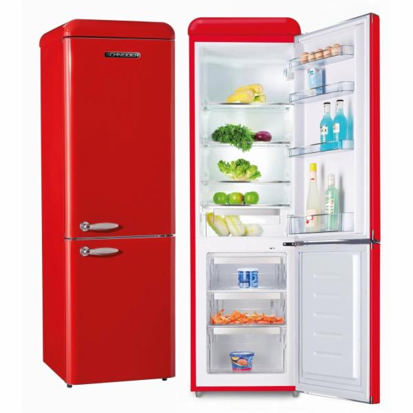 Schneider chladnička s mrazničkou K. SCB 250V2 R