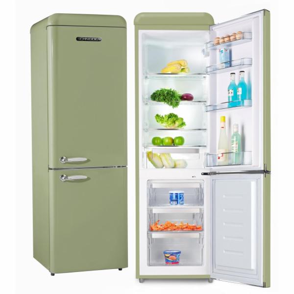 Schneider chladnička s mrazničkou K. SCB 250V2 SG
