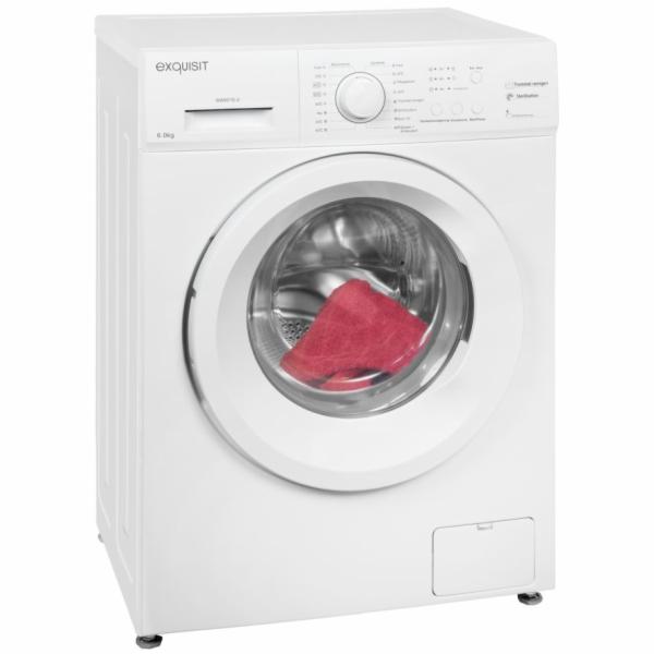 Exquisit WA 6010-2 pračka s předním plnění