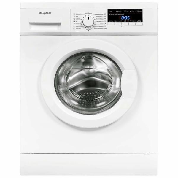 Exquisit WA 8114-3 pračka s předním plněním