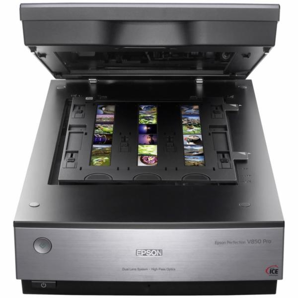 Epson skener Perfection V850 Pro, A4, 6400dpi, USB