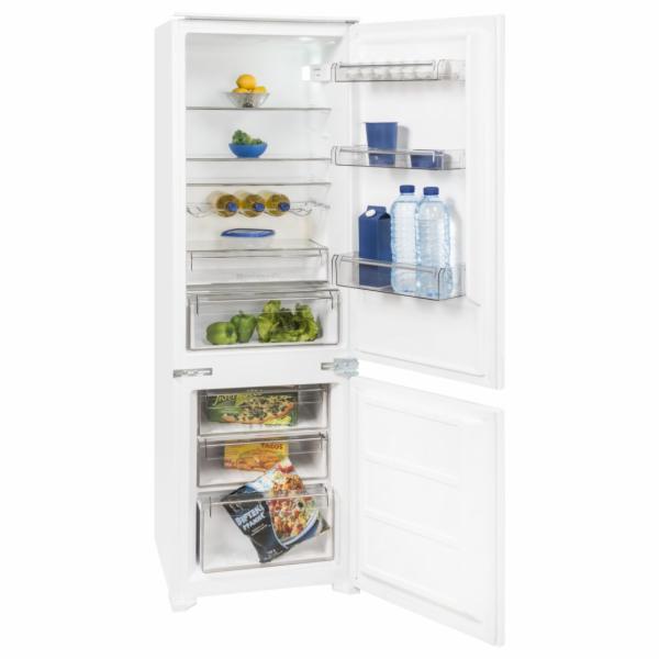 Exquisit EKGC 270/70-4 EA++ vestavná kombinovaná chladnička