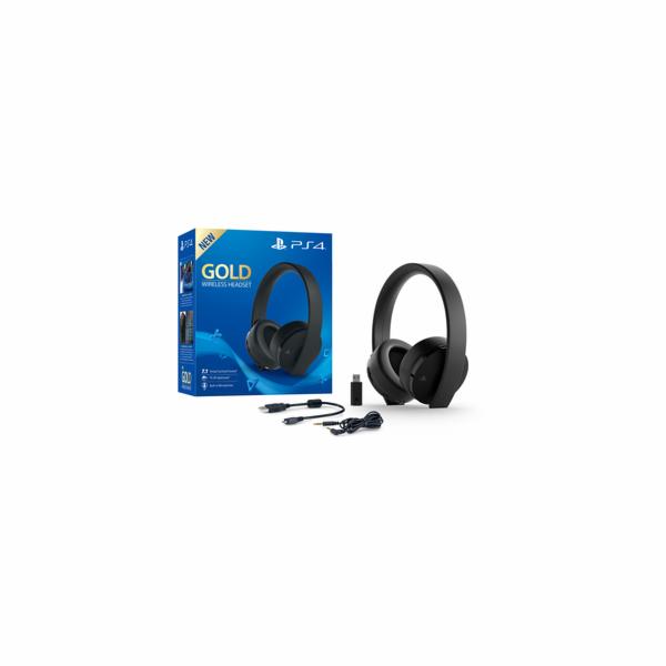 PS4 Wireless Headset Black